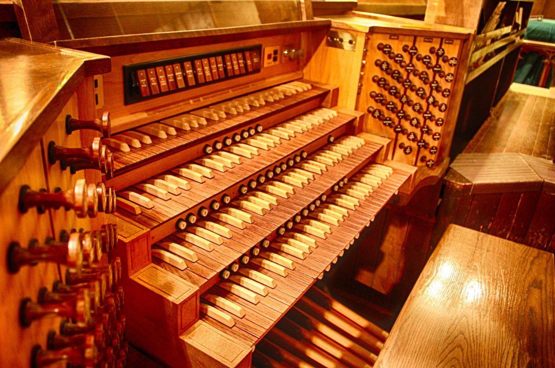 Geschiedenis van het orgel Hauptwerk