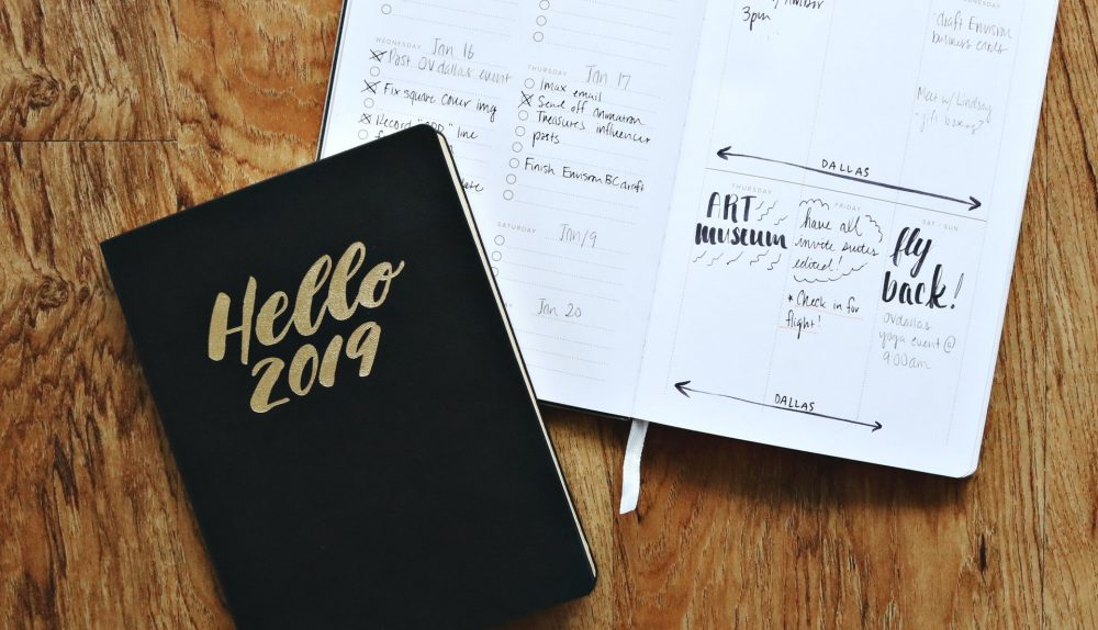 dagboek met cijferslot
