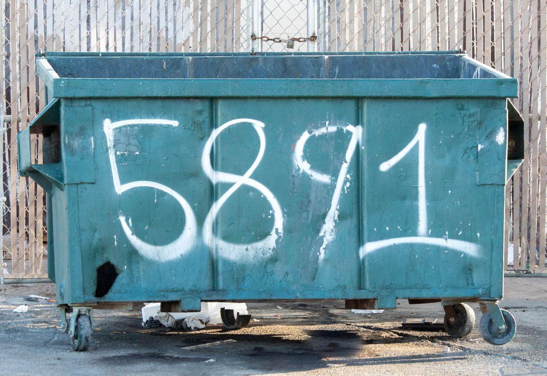 Redenen om een afvalcontainer te huren